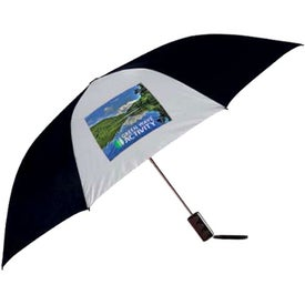 Personalized Poppin Auto-Open Folding Umbrella