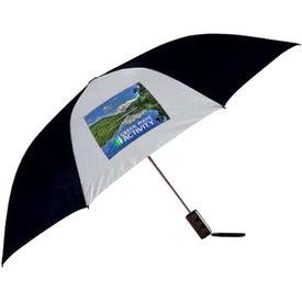Personalized Poppin Auto-Open Folding Umbrella