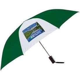 Customized Poppin Auto-Open Folding Umbrella