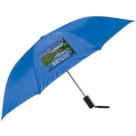 Poppin Auto-Open Folding Umbrella Giveaways