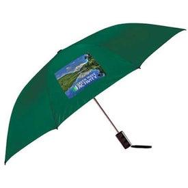Custom Poppin Auto-Open Folding Umbrella