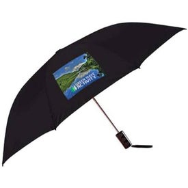 Promotional Poppin Auto-Open Folding Umbrella