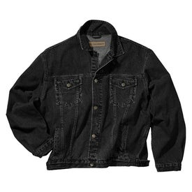 Port Authority Authentic Denim Jacket for Advertising
