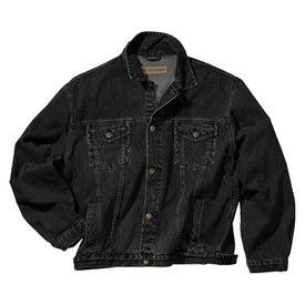 Port Authority Authentic Denim Jacket for Advertising