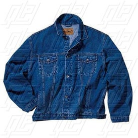 Port Authority Authentic Denim Jacket