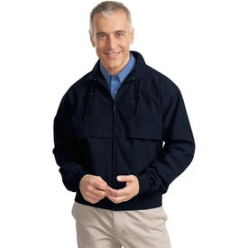 Port Authority Classic Poplin Jacket for your School