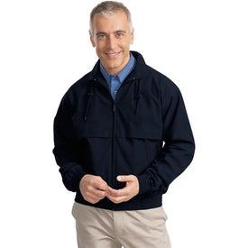 Port Authority Classic Poplin Jacket for your School