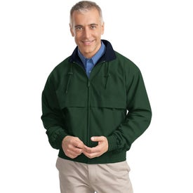 Port Authority Classic Poplin Jacket for Your Organization