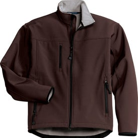 Advertising Port Authority Glacier Soft Shell Jacket