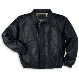 Port Authority Leather Bomber Jacket