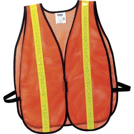 Port Authority Mesh Safety Vest with Your Logo