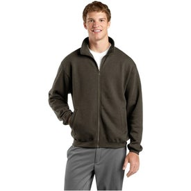 Sport-Tek Full Zip Sweatshirt for Marketing