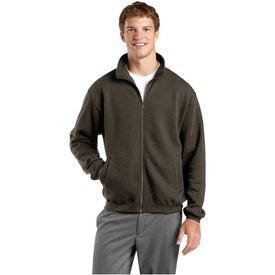 Sport-Tek Full Zip Sweatshirt for Marketing