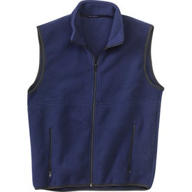 Branded Port Authority R-Tek Fleece Vest