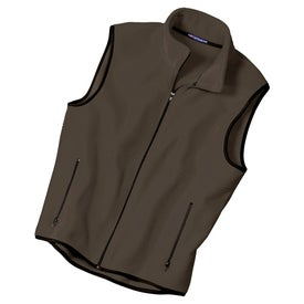 Personalized Port Authority R-Tek Fleece Vest