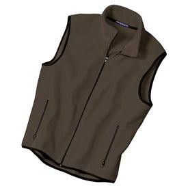 Personalized Port Authority R-Tek Fleece Vest