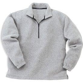 Port Authority R-Tek Fleece 1/4 Zip Pullover with Your Slogan