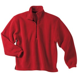 Personalized Port Authority R-Tek Fleece 1/4 Zip Pullover