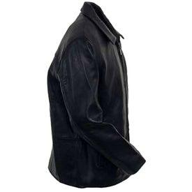 Branded Port Authority Park Avenue Lambskin Jacket