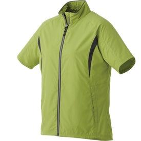 Powell Short Sleeve Full Zip Wind Jacket by TRIMARK (Women's)