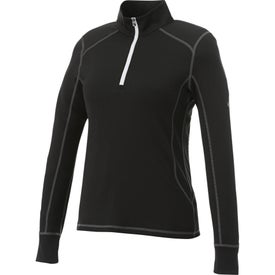 Puma Golf Light Knit Tech 1/2 Zip Top by TRIMARK (Women's)