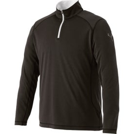 Puma Golf Light Knit Tech 1/4 Zip Top by TRIMARK (Men's)