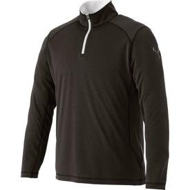 Puma Golf Light Knit Tech 1/4 Zip Top by TRIMARK (Men's)