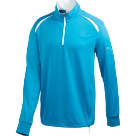 Puma Golf Long Sleeve Quarter Zip Top by TRIMARK (Men's)