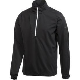 Branded Puma Golf LS Knit Wind Jacket by TRIMARK