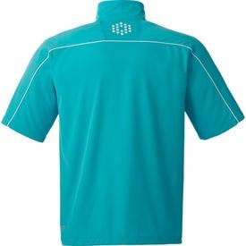 Customized Puma Golf SS Knit Wind Jacket by TRIMARK