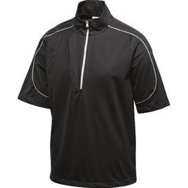 Puma Golf SS Knit Wind Jacket by TRIMARK for Customization