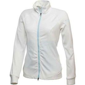 Logo Puma Golf Slim Track Jacket by TRIMARK