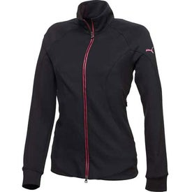 Puma Golf Slim Track Jacket by TRIMARK (Women's)