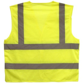Personalized Quick Release ANSI 2 Safety Vest