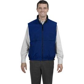 Port Authority Reversible Terra-Tek Nylon and Fleece Vest for Your Company