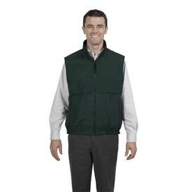 Company Port Authority Reversible Terra-Tek Nylon and Fleece Vest