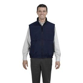 Port Authority Reversible Terra-Tek Nylon and Fleece Vest with Your Logo