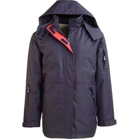 Rouge River Parka by TRIMARK with Your Slogan