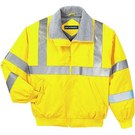 Safety Challenger Jacket with Reflective Taping (Men's)