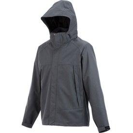 Monogrammed Savoie Jacket by TRIMARK