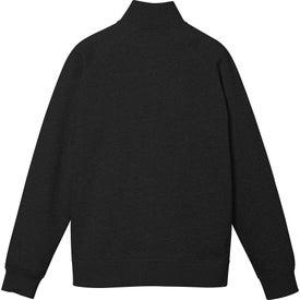 Silas Fleece Full Zip Jacket by TRIMARK with Your Slogan