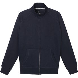 Company Silas Fleece Full Zip Jacket by TRIMARK