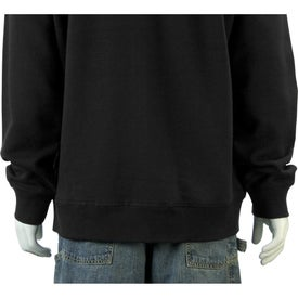 Silas Fleece Full Zip Jacket by TRIMARK for Promotion