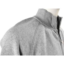 Silas Fleece Full Zip Jacket by TRIMARK for Your Company