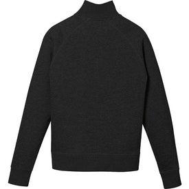 Printed Silas Fleece Full Zip Jacket by TRIMARK