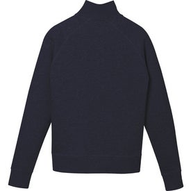 Imprinted Silas Fleece Full Zip Jacket by TRIMARK