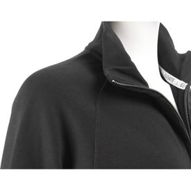 Silas Fleece Full Zip Jacket by TRIMARK for Advertising