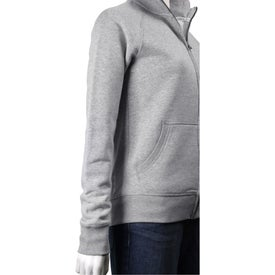 Silas Fleece Full Zip Jacket by TRIMARK Giveaways