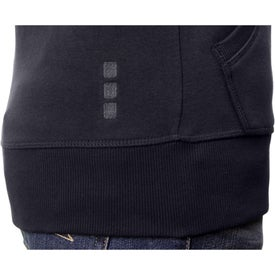 Silas Fleece Full Zip Jacket by TRIMARK for Marketing