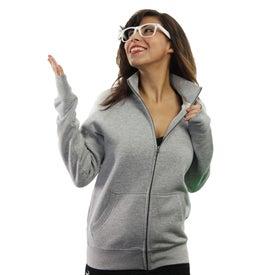 Personalized Silas Fleece Full Zip Jacket by TRIMARK